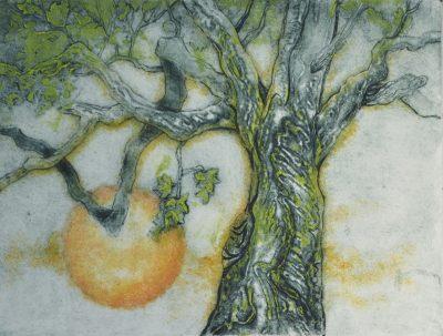 September Featured Artist is Printmaker Debra Mixon Holliday
