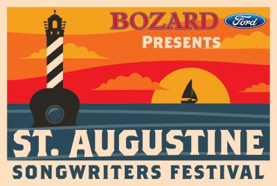 St. Augustine Songwriter's Festival | OCTOBER 22-2...