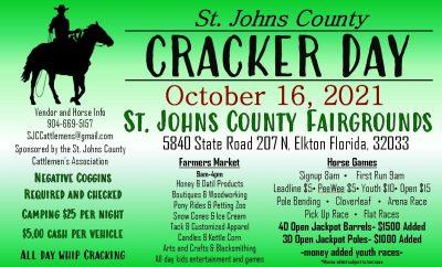 Cracker Day Celebration & Farmers Market