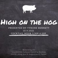 Lincolnville Pop Up Dinner Series: High on the Hog