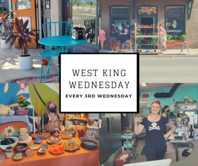 West King Wednesdays | NOVEMBER 17