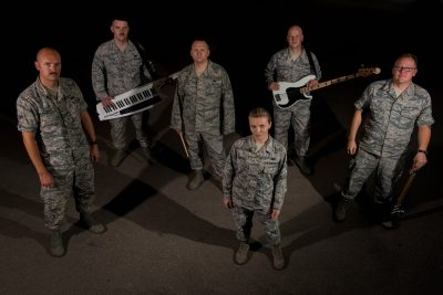 USAF Top Flight Band  | MUSIC BY THE SEA