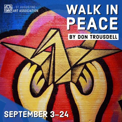 Walk In Peace: A Visual Journey by Don Trousdell