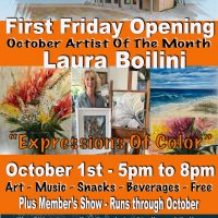 First Friday Featuring Laura Boilini