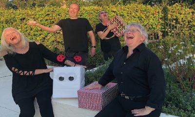 Laugh Box - an improv comedy show