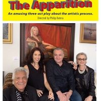 The Apparition: An Amusing Three-Act Play About the Artistic Process