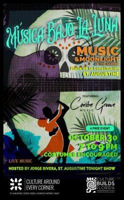 Música Bajo La Luna - Music & Moonlight