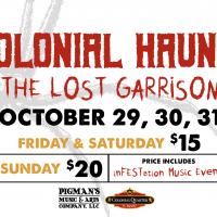 Colonial Haunt: Lost Garrison
