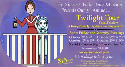 Twilight Tour: Fatal Folklore