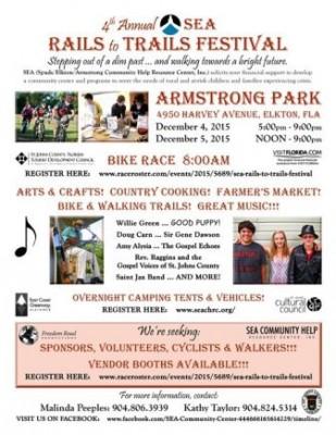 SEA Community 4th Annual Rails to Trails Festival