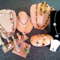 Jewelry and Holiday Ornament Trunk Show by Local Artisans