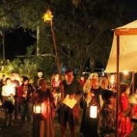 Navidad en el Viejo San Agustin (Christmas in Old St. Augustine)