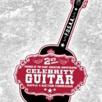 2nd Annual FOSAA Celebrity Guitar Raffle and Auction