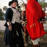 British Encampment & Colonial Market