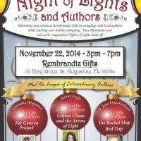 Night of Lights and Authors