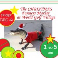 The Farmers Market at World Golf Village
