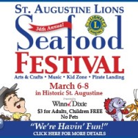 St. Augustine Lions Seafood Festival