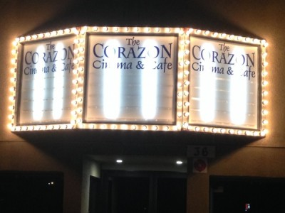 Corazon Cinema and Cafe