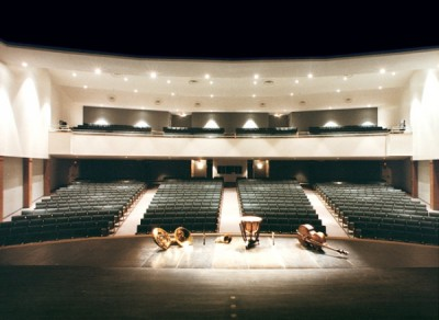 Flagler College - Lewis Auditorium